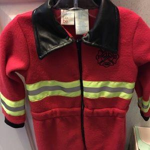 Firefighter costume ❤️